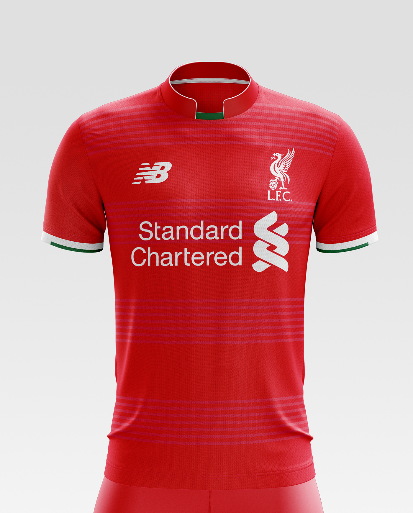 I designed football kits for FC Liverpool for the upcoming season 18 19. 07cff0f31