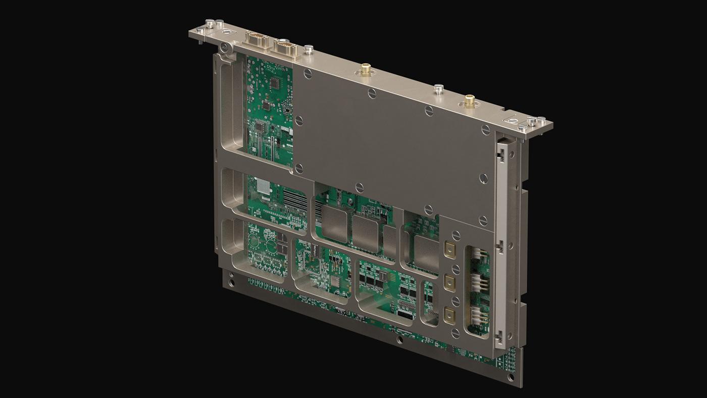 anashkin chip CPU modeling module микросхемы РКС motherboard