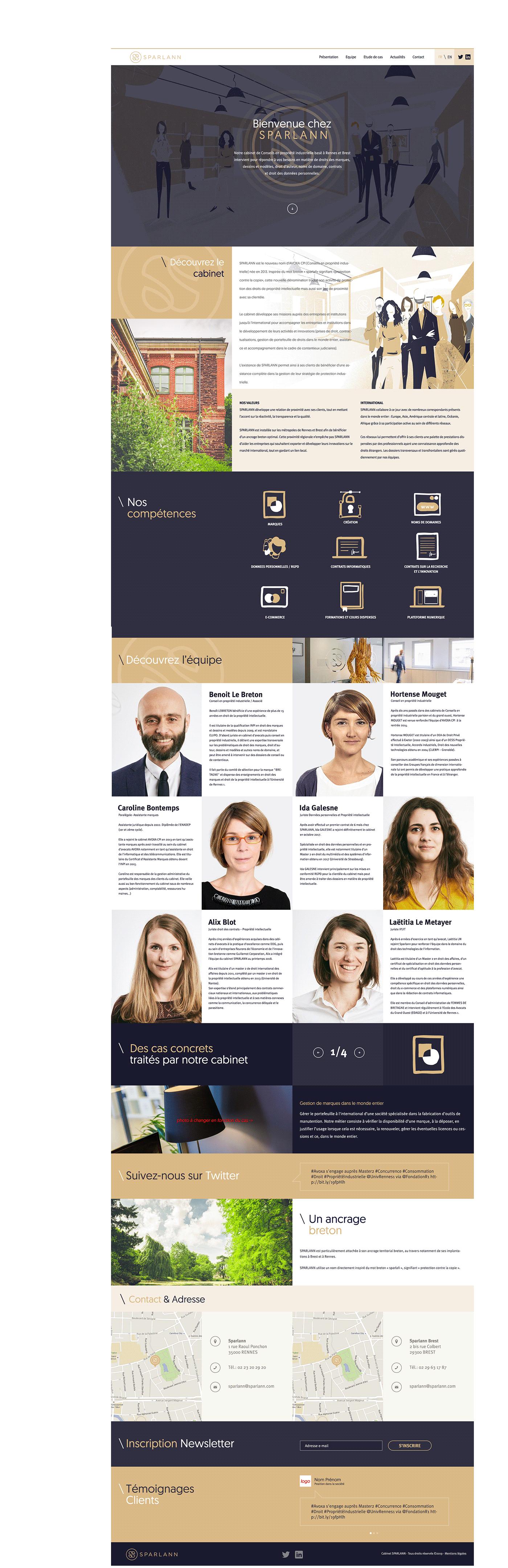 avocat branding  ILLUSTRATION  lawyers Office Pictogramme portraits site internet