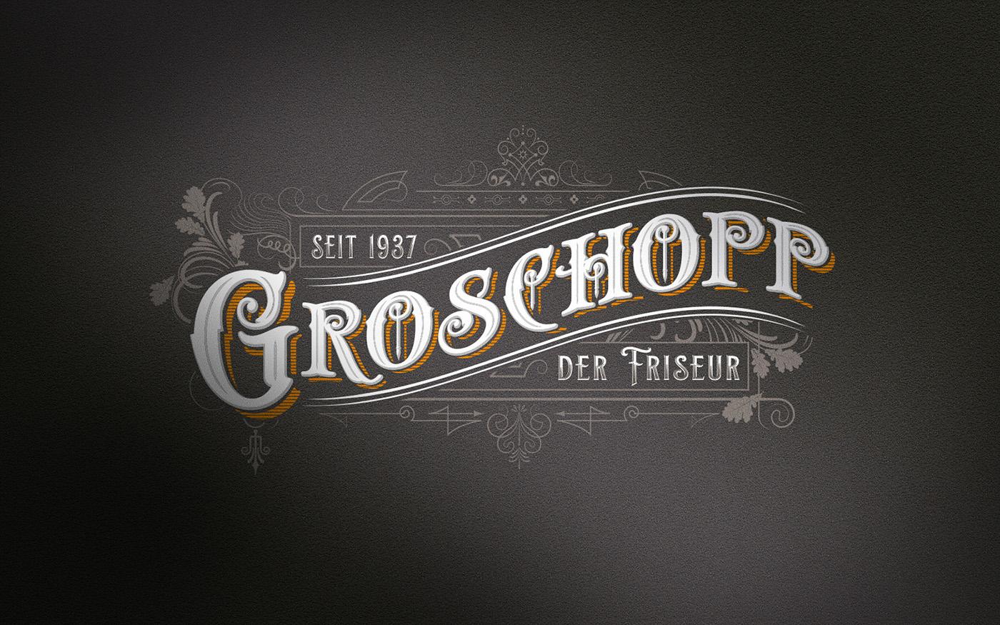 vintagedesign logo branding  Corporate Design
