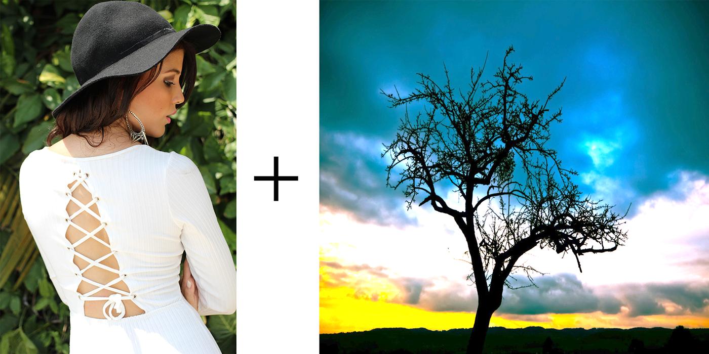 Efeitos Photoshop double exposure effect Matte Painting photoshop effect Manipulação de imagem