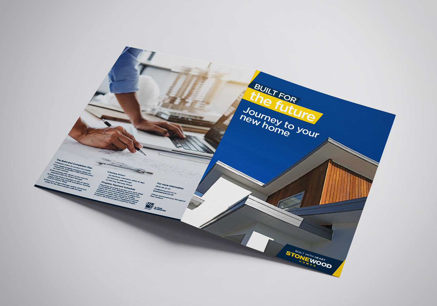 brochure catalog flyer leaflet pamphlet