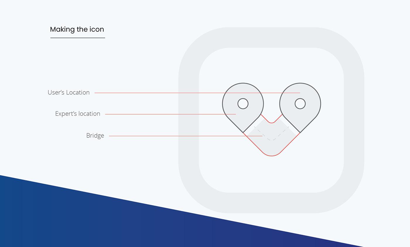 Logo Design brand identity Mobile App Desgin
