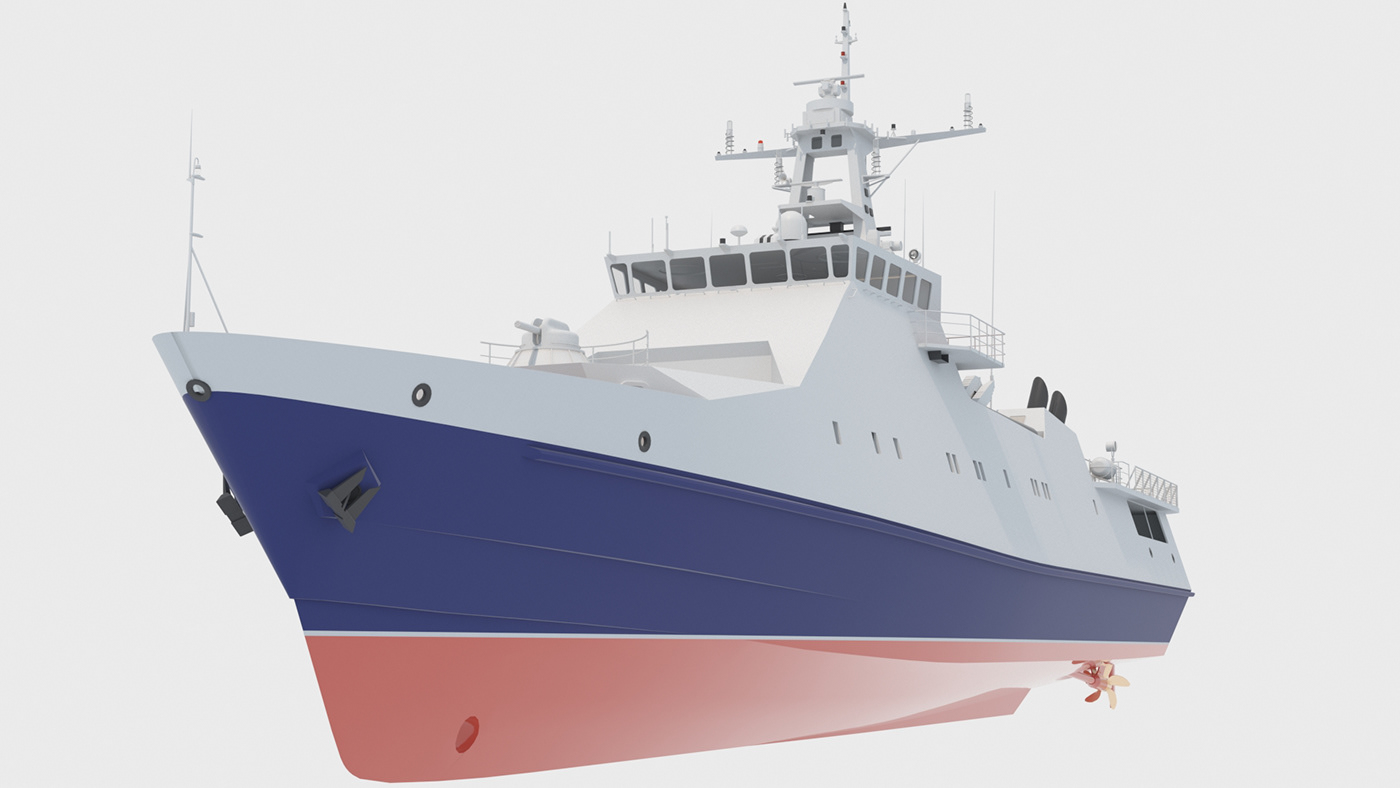 Image may contain: boat, sky and ship