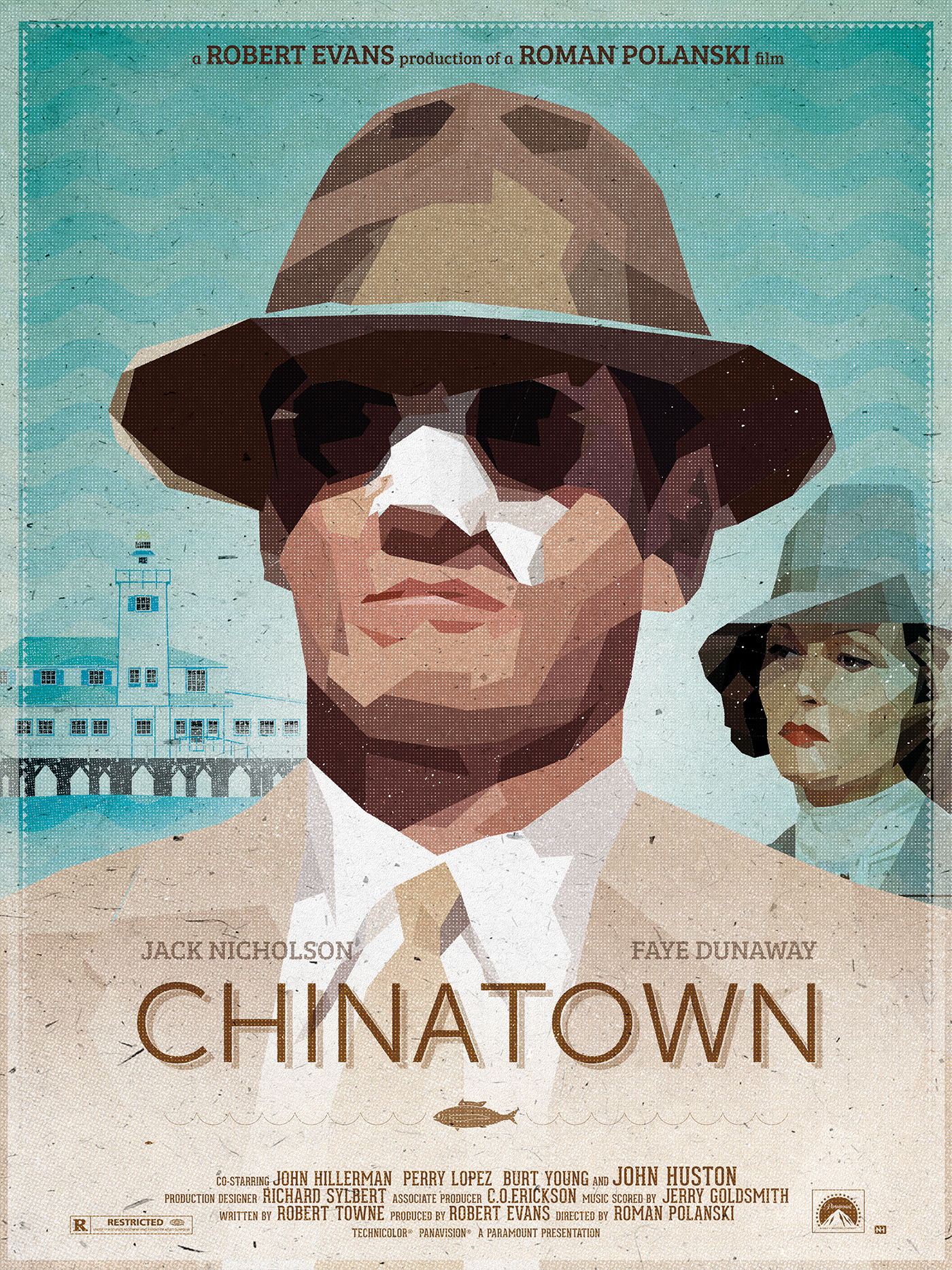 an analysis of chinatown a film by roman polanski Polanski returned to hollywood in 1973 to direct chinatown (1974) for paramount picturesthe film is widely considered to be one of the finest american mystery crime movies, inspired by the real-life california water wars, a series of disputes over southern california water at the beginning of the 20th century.