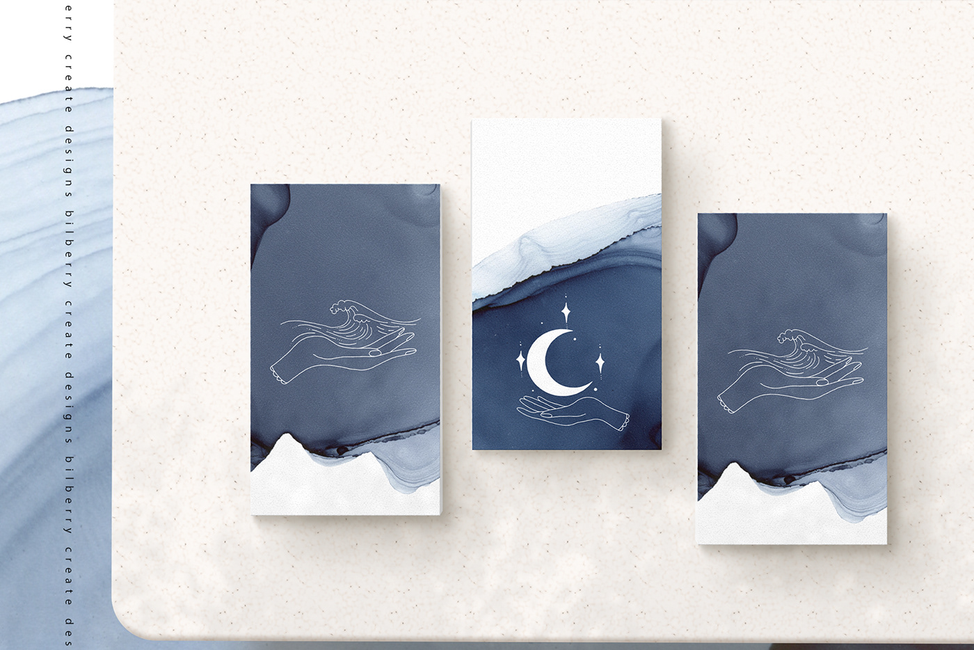 Abstract Art abstract texture handmade ink logo moon texture background  texture set trendy wave