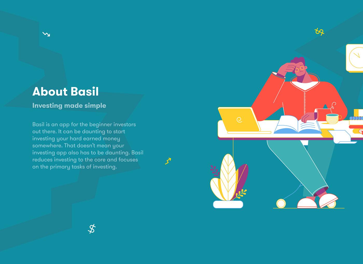 app app design graphic design  Interaction design  Investment UI uiux ux
