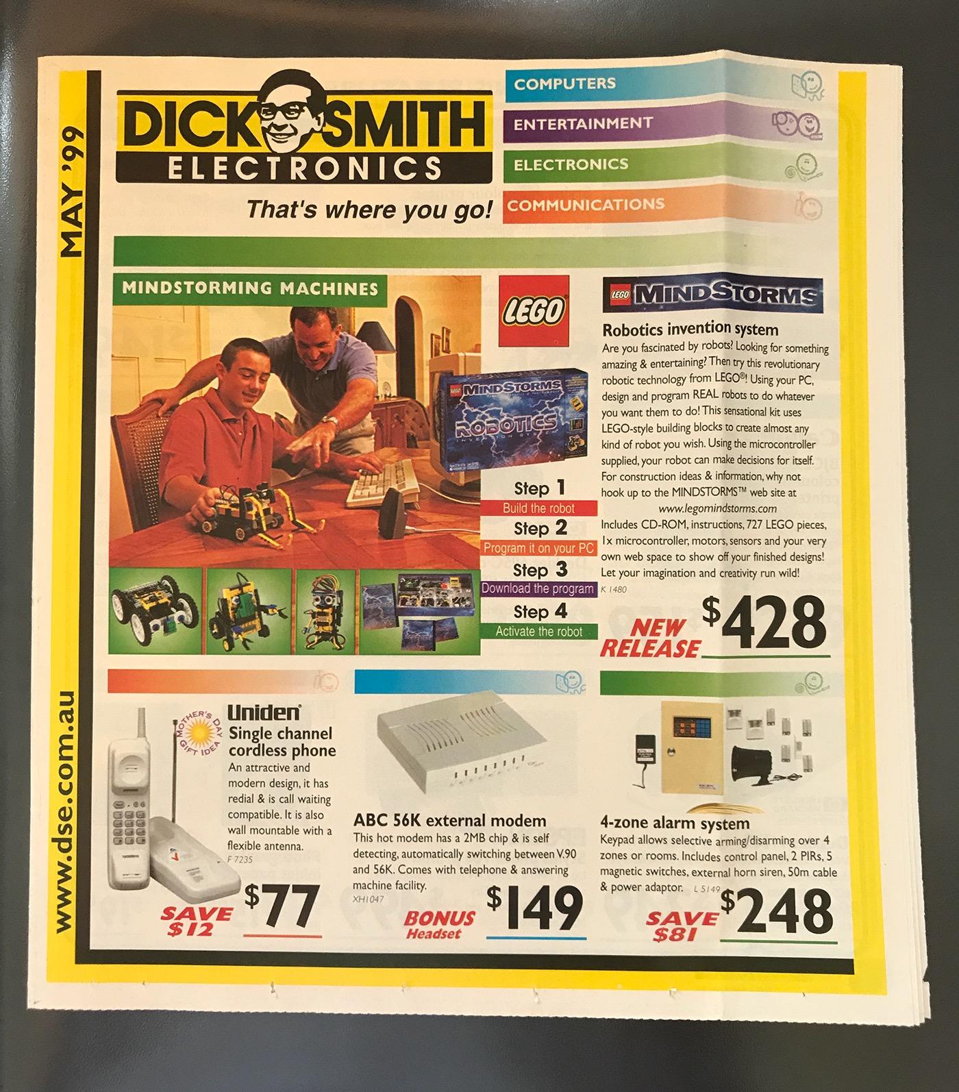 Dick smiths catalogue