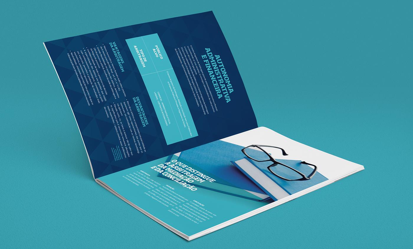 brochure business Event