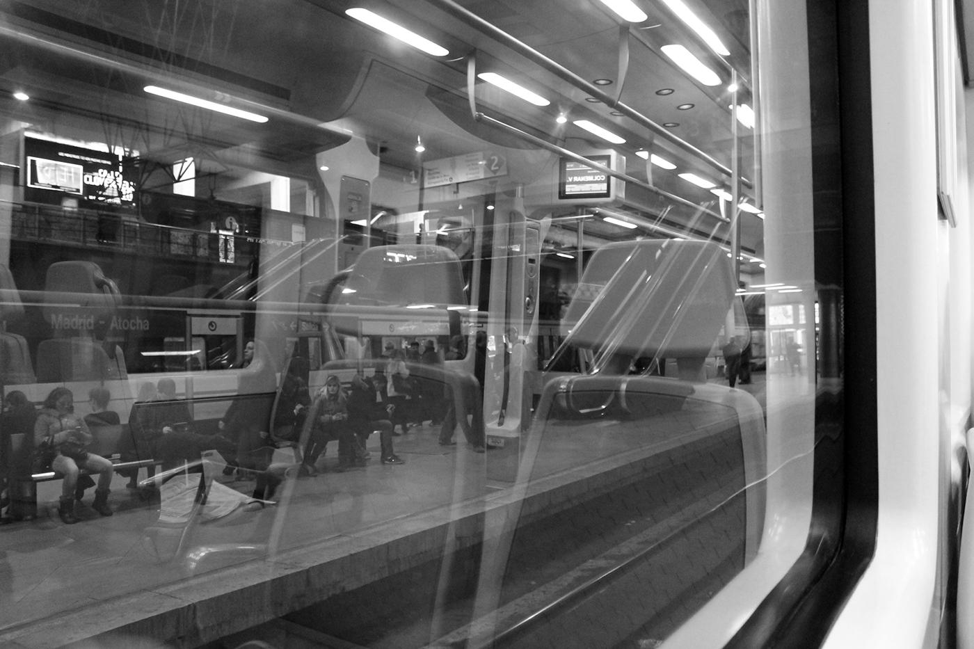 FERROCARRIL trenes tren train train rails vias estaciones train stations