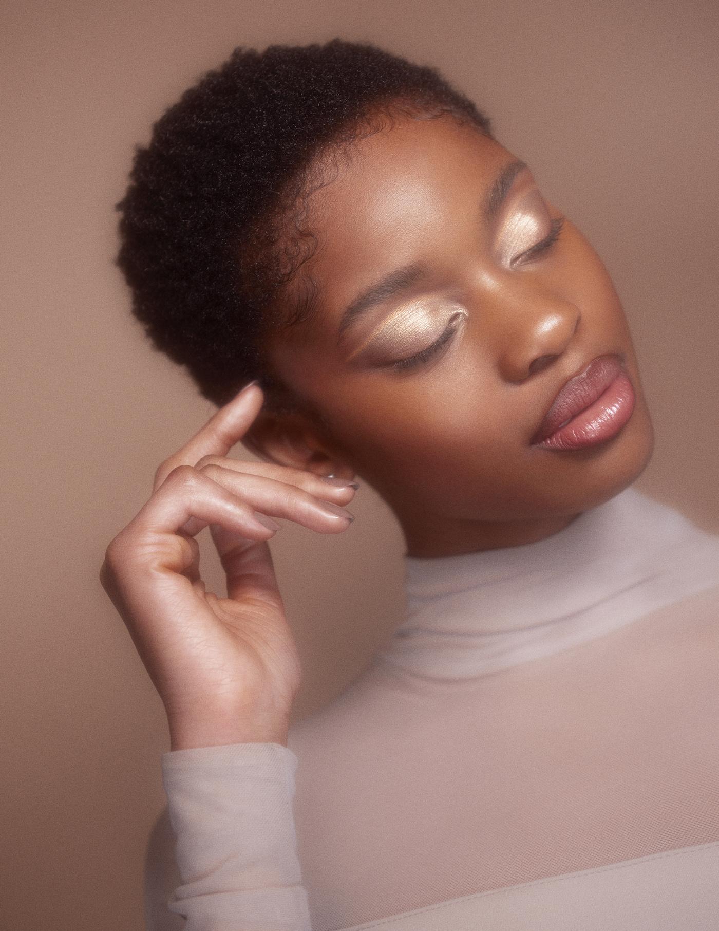 beauty beauty editorial beauty photo beauty photography beauty retoucher beauty shoot Marina Dean-francis natural retouch retouching  skin retouch