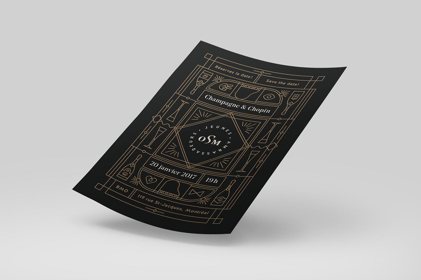 graphic design  poster music Event