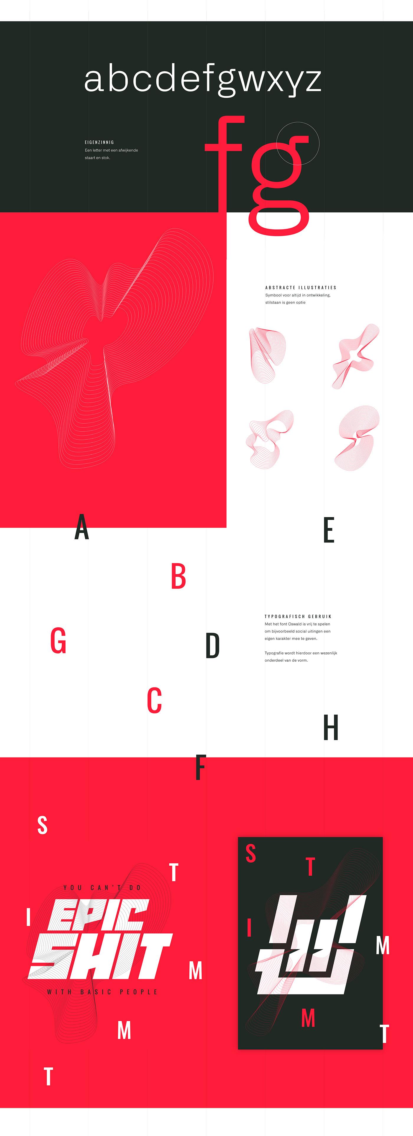 branding  Photography  logodesign logo typography   Corporate Identity ui design black and white agency digital