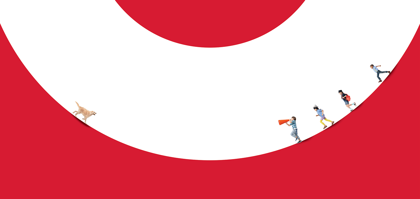 brand branding  Retail target