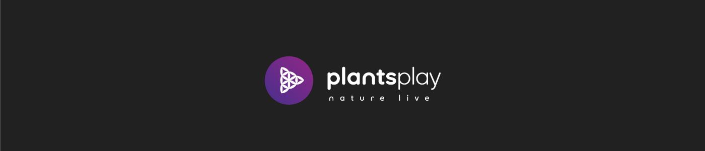 tech plants brand design future music