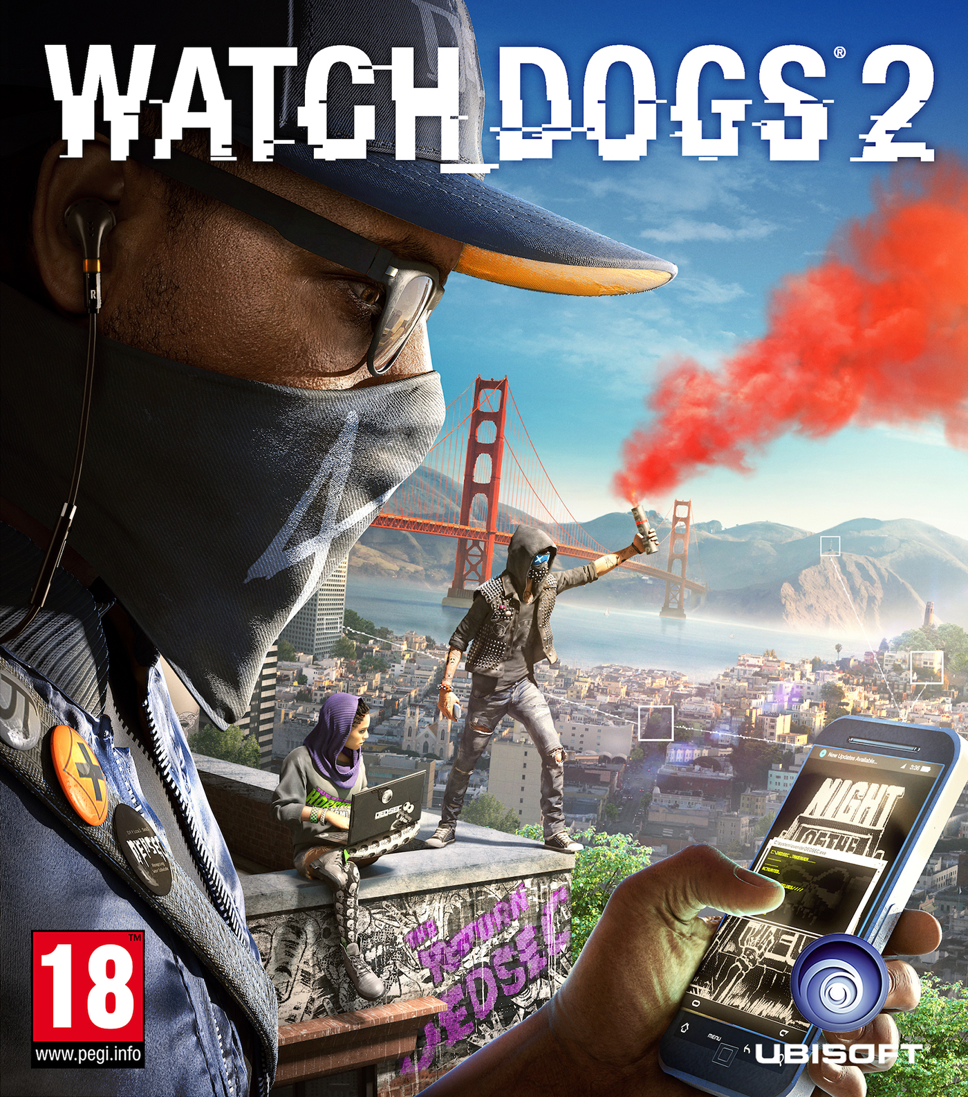 watch dogs,Watch Dogs 2,ubisoft,Pack,jeu video,videogame,game,video game,hacking,hacker,marcus