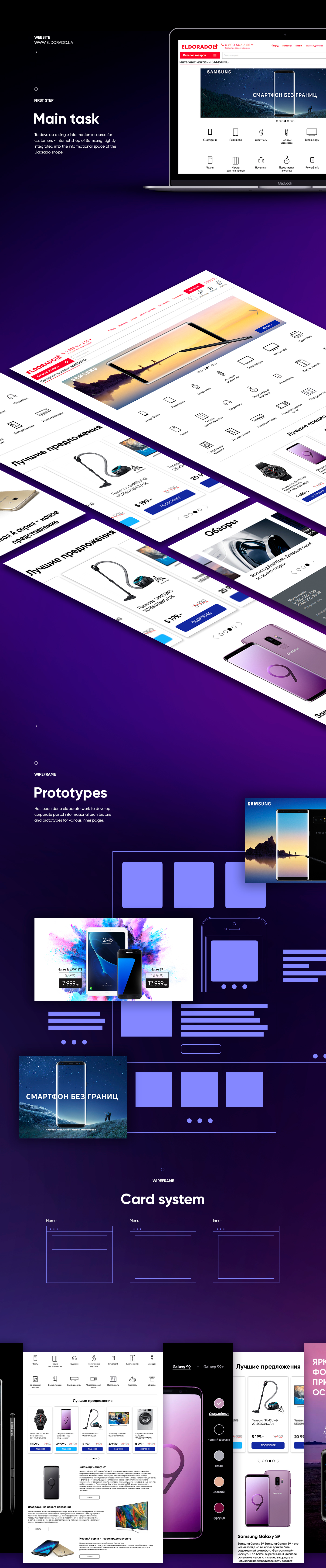 UI ux Web Ecommerce shop Website Interface Platfrom Application Design Web Design