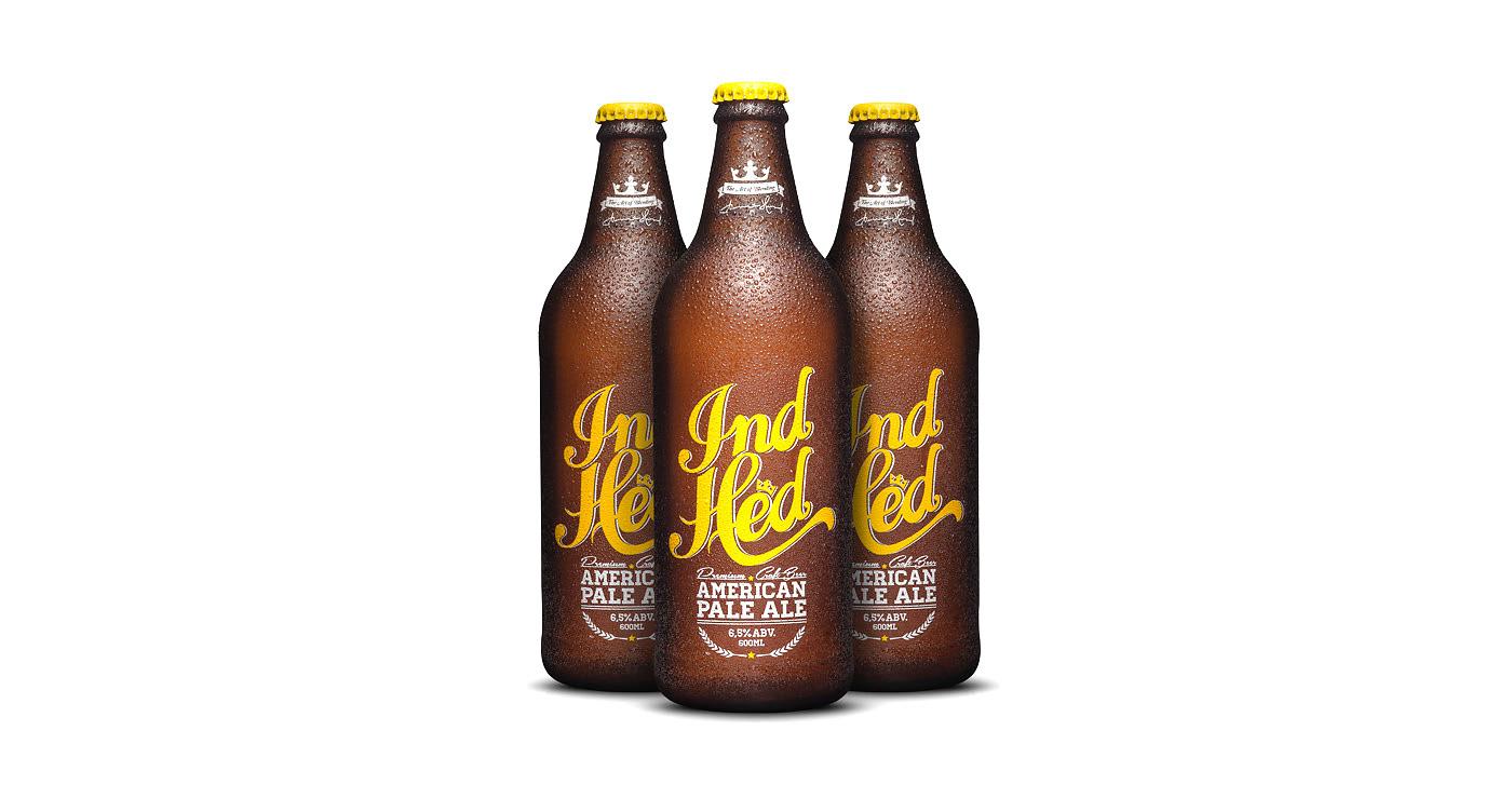 beer Beer Packaging brewery logo Beer Branding craft beer brewery branding Beer Identity brewery industria branding cerveza