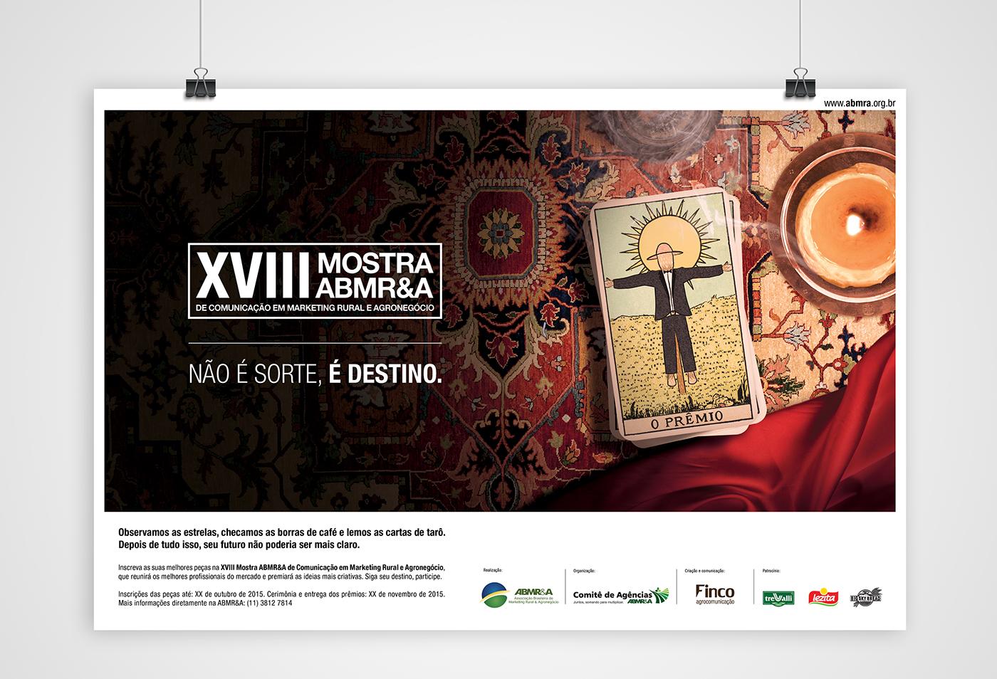 abmr&a conceito Direção de arte publicidade premio marketing   rural Agronegócio