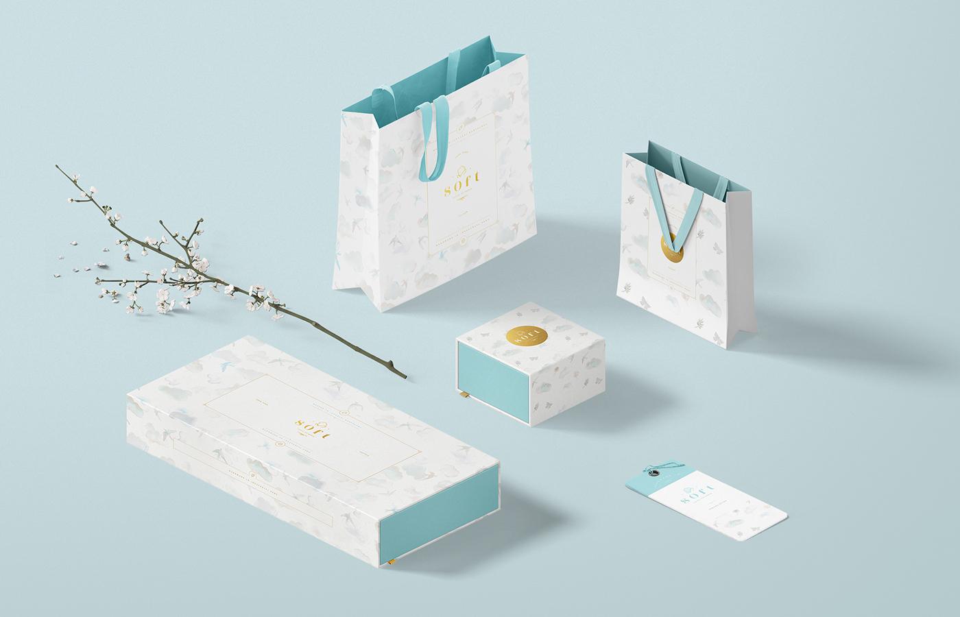 精品的23張嬰兒用品包裝設計欣賞