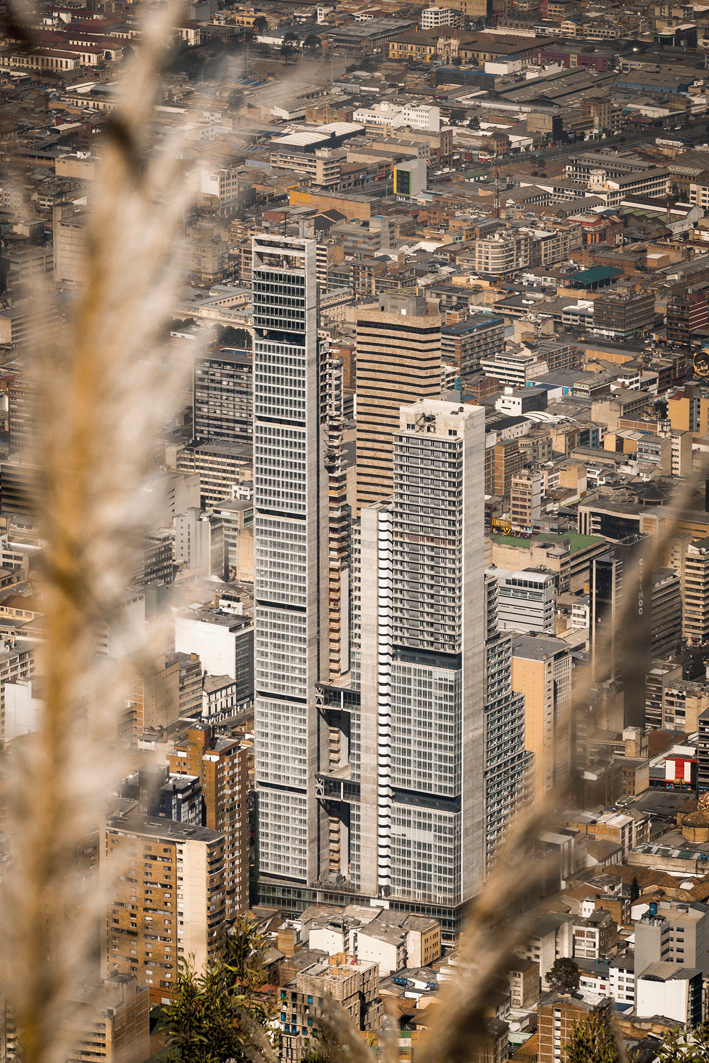 Image may contain: skyscraper, building and tower