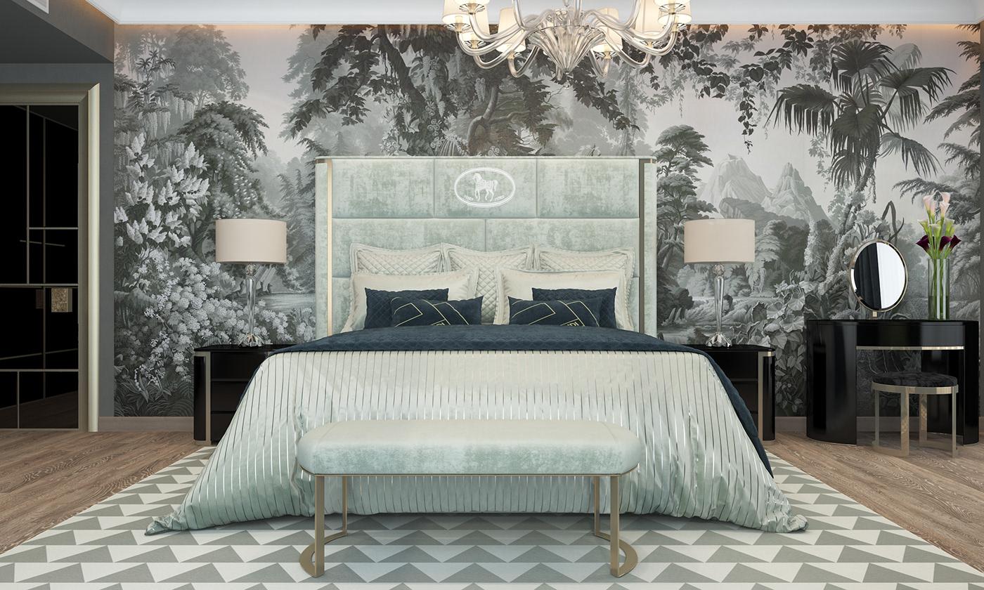 高品質的44款臥室設計欣賞