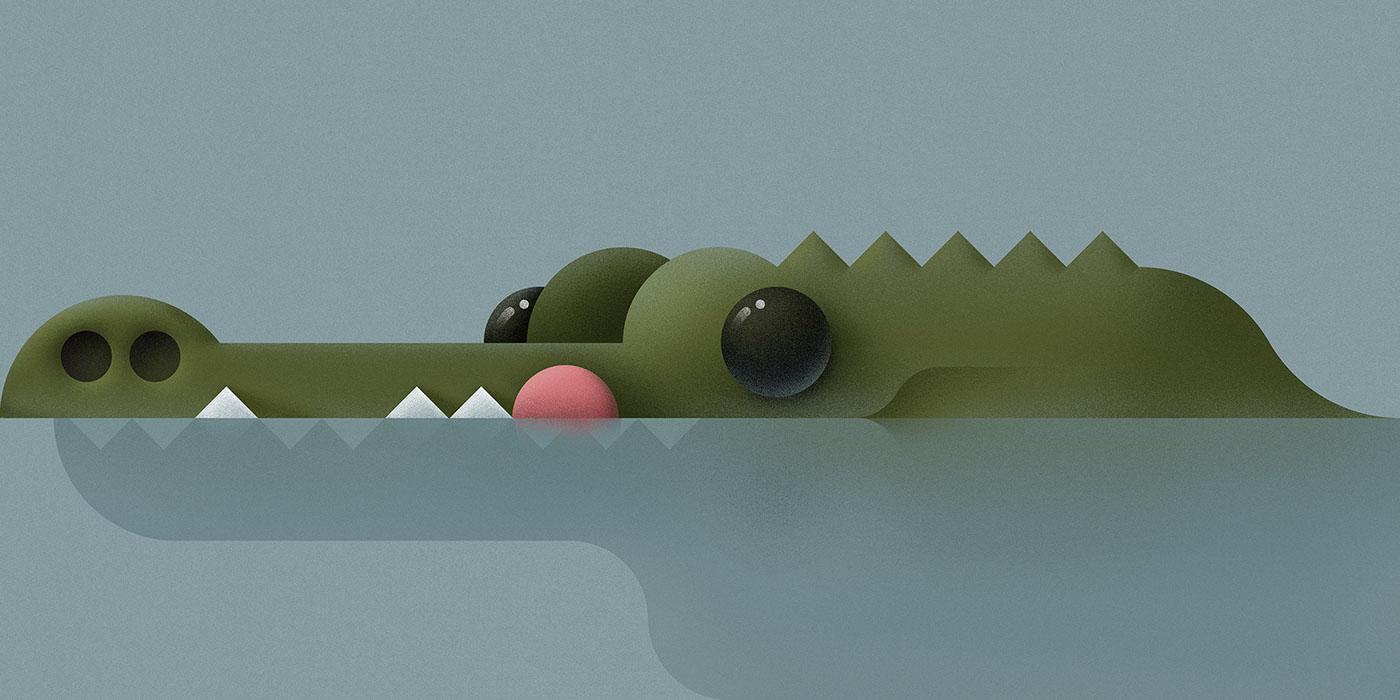 vector shape shapes animals dechkotzar bracaburazeri beograd belgrade MoGraph animation