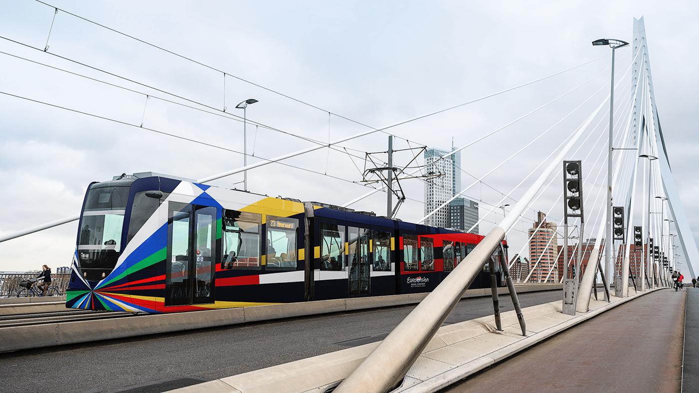 Tram design