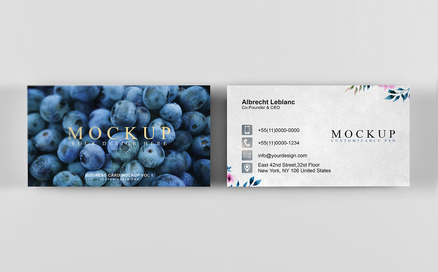 Business card mockup vol 1 psd download on behance zip file containing 7 psd files high quiality 300 dpi 2900 x 1800 px 1 pdf file download 7 business card mockup vol 1 reheart Gallery