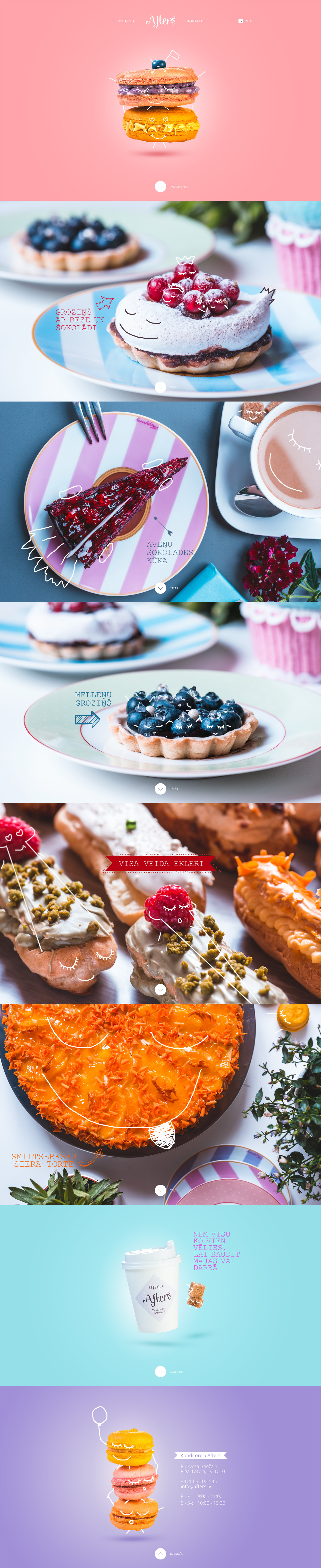 bakery afters macarons cupcakes funny Studio43