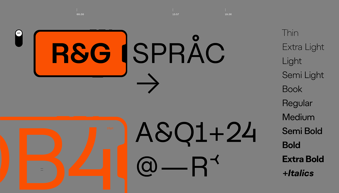 branding  font freefont grotesk grotesque Typeface typography