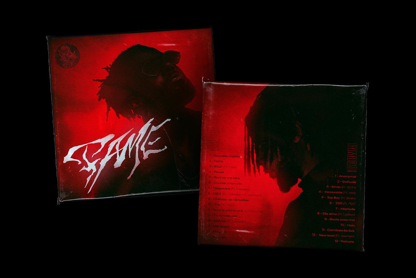 art direction  cd CD cover cover Cover Art digital design graphic design  music album Music Packaging vinyl