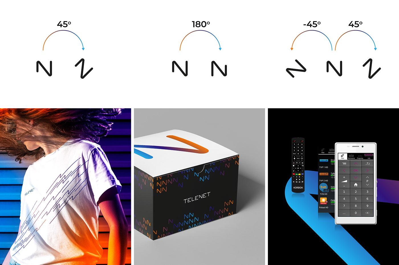 paralela – Telenet brand guidelines