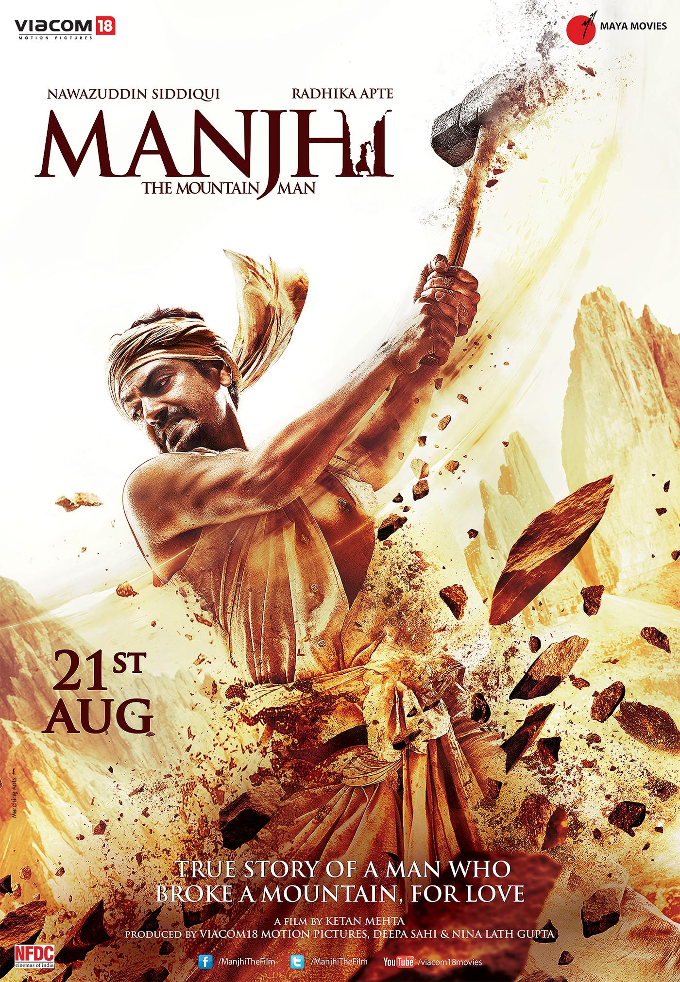 Manjhi:The Mountain Man