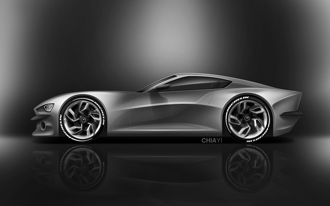 Nissan Fairlady Z Homage Concept on Behance