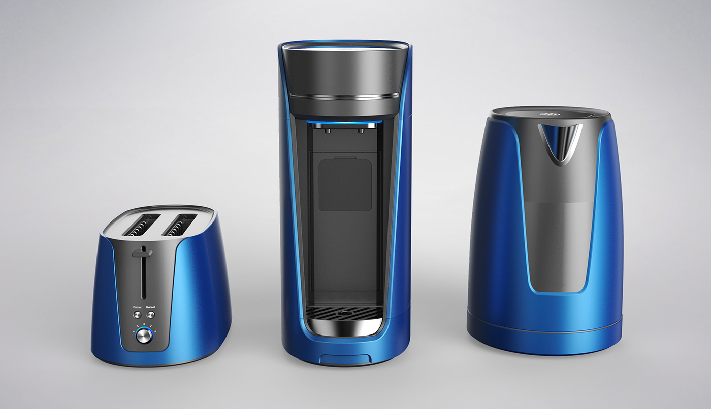 Vehicle Brand_Volkswagen X Kitchen Appliance On Behance