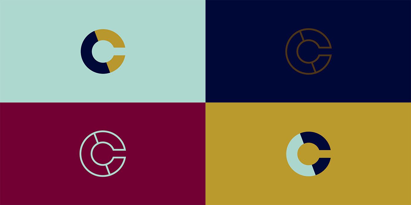 visual identity branding  candide vietnam graphic design  Logo Design logomark