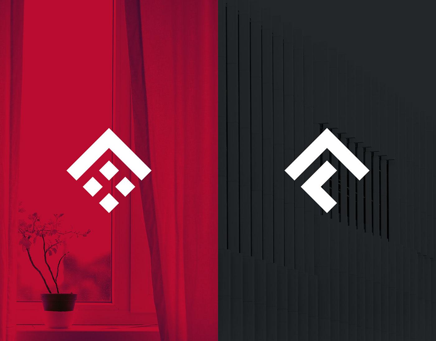 branding  logo design Golden Ratio logofolio sub-brands rebranding brand identity visual identity guideline