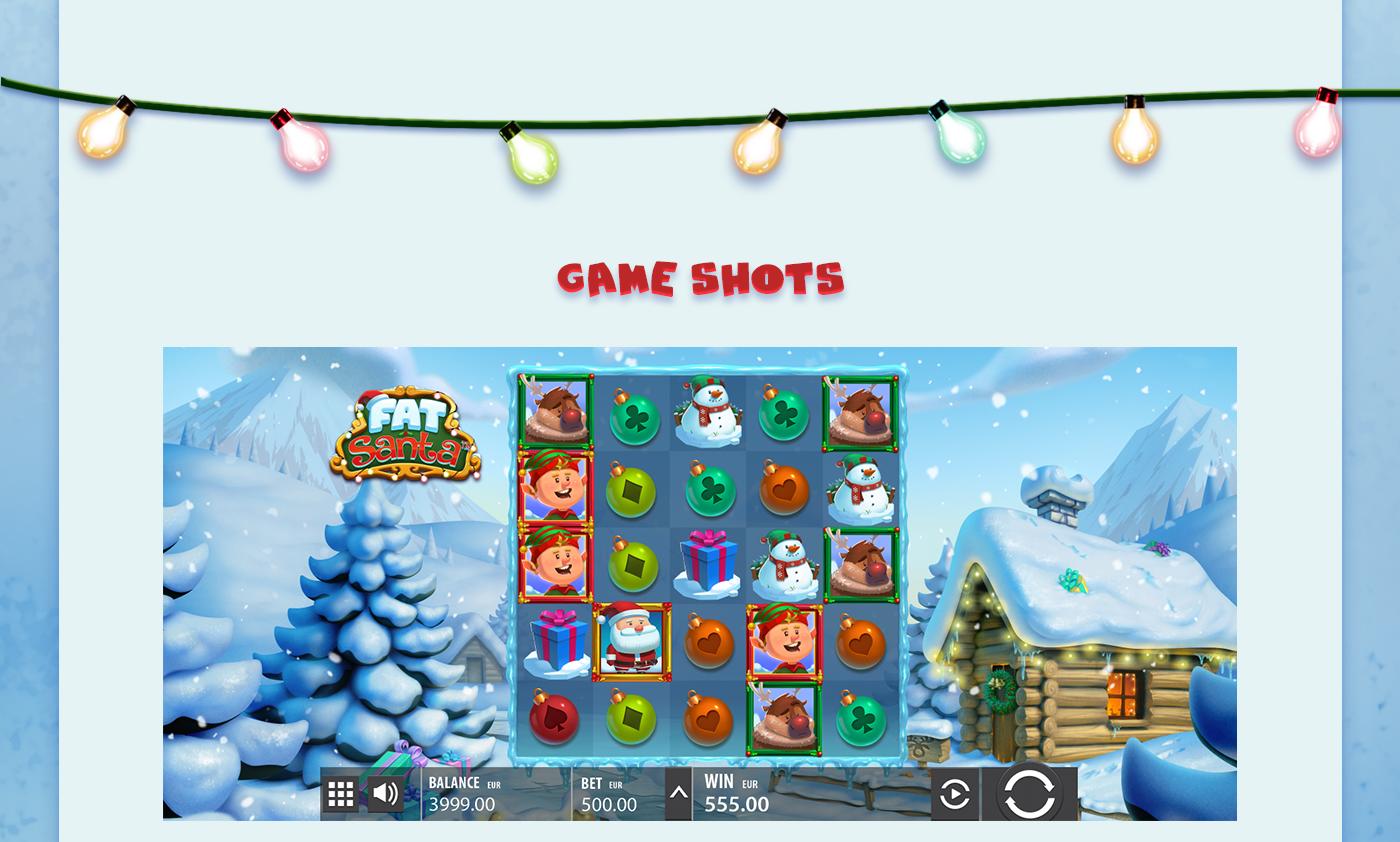 fatsanta,fatrabbit,slot,mobilegame,slotgame,gambling,santa,Christmas,christmasgame,xmas