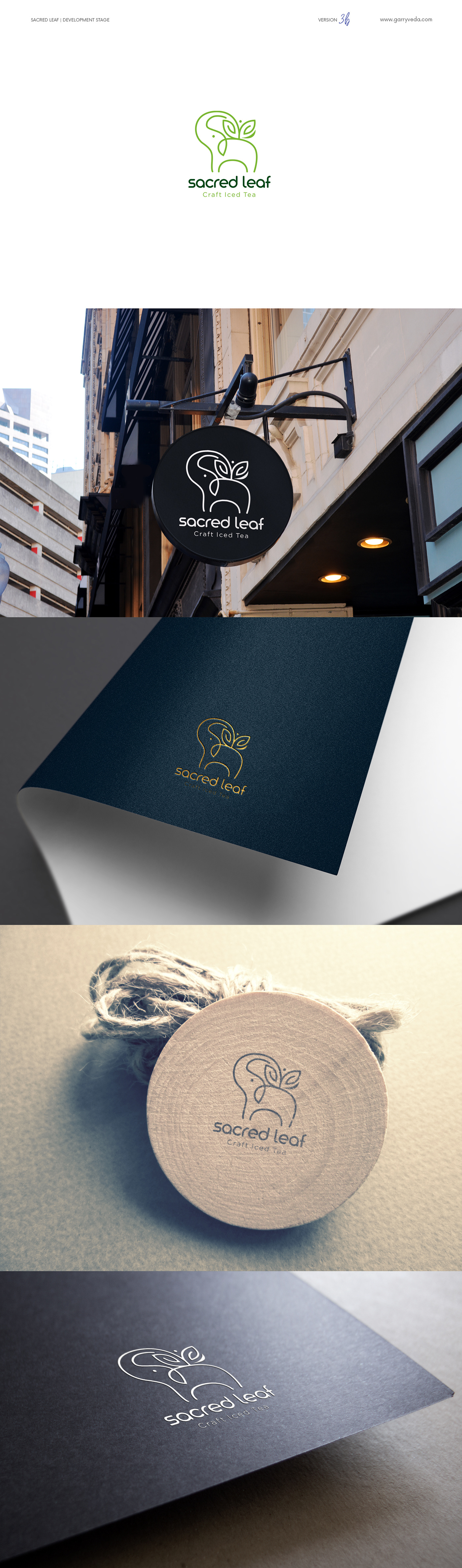 有設計感的37套品牌logo設計欣賞