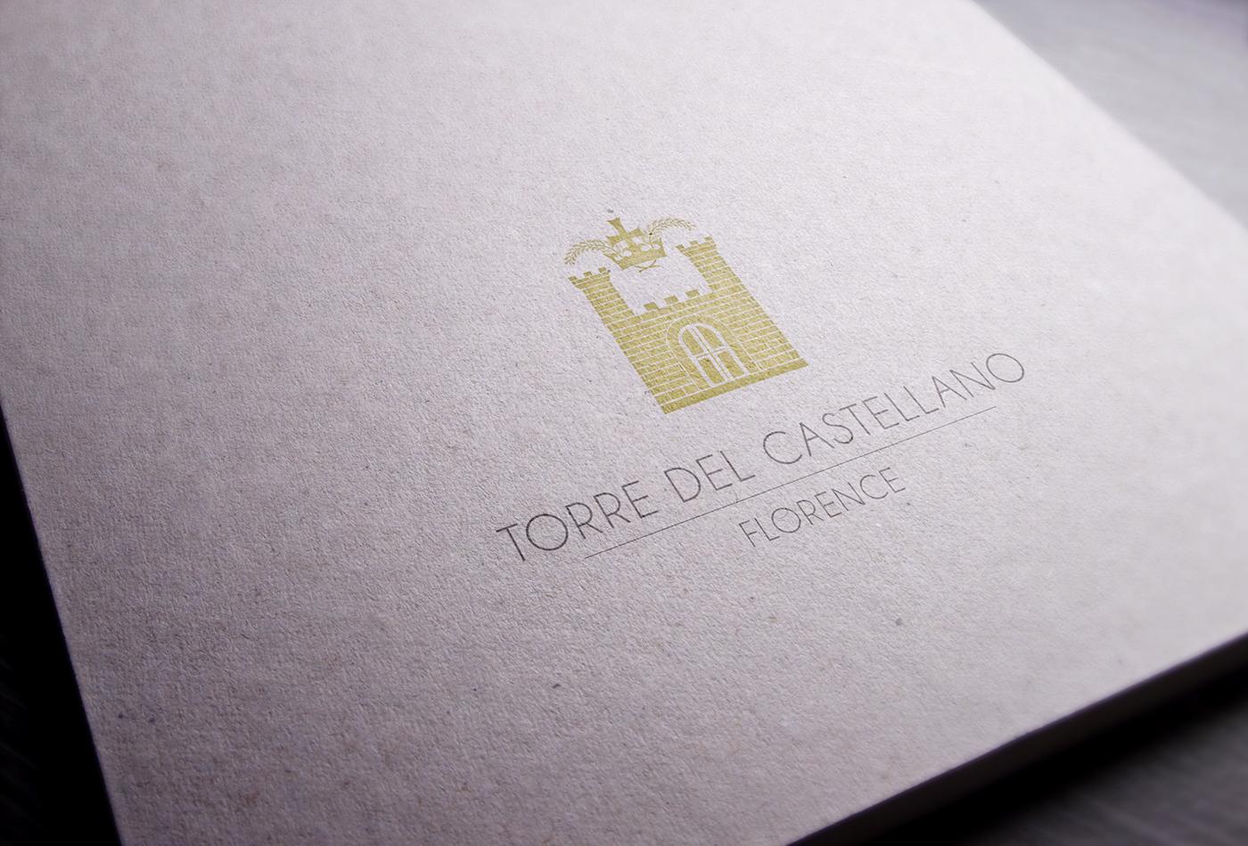 logo brochure business card