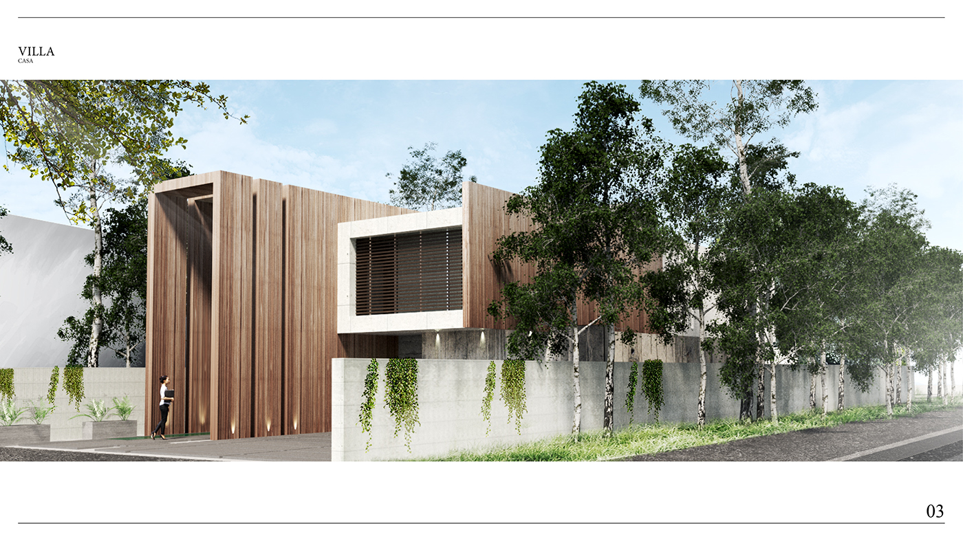architecture residential minimal modern contemporary