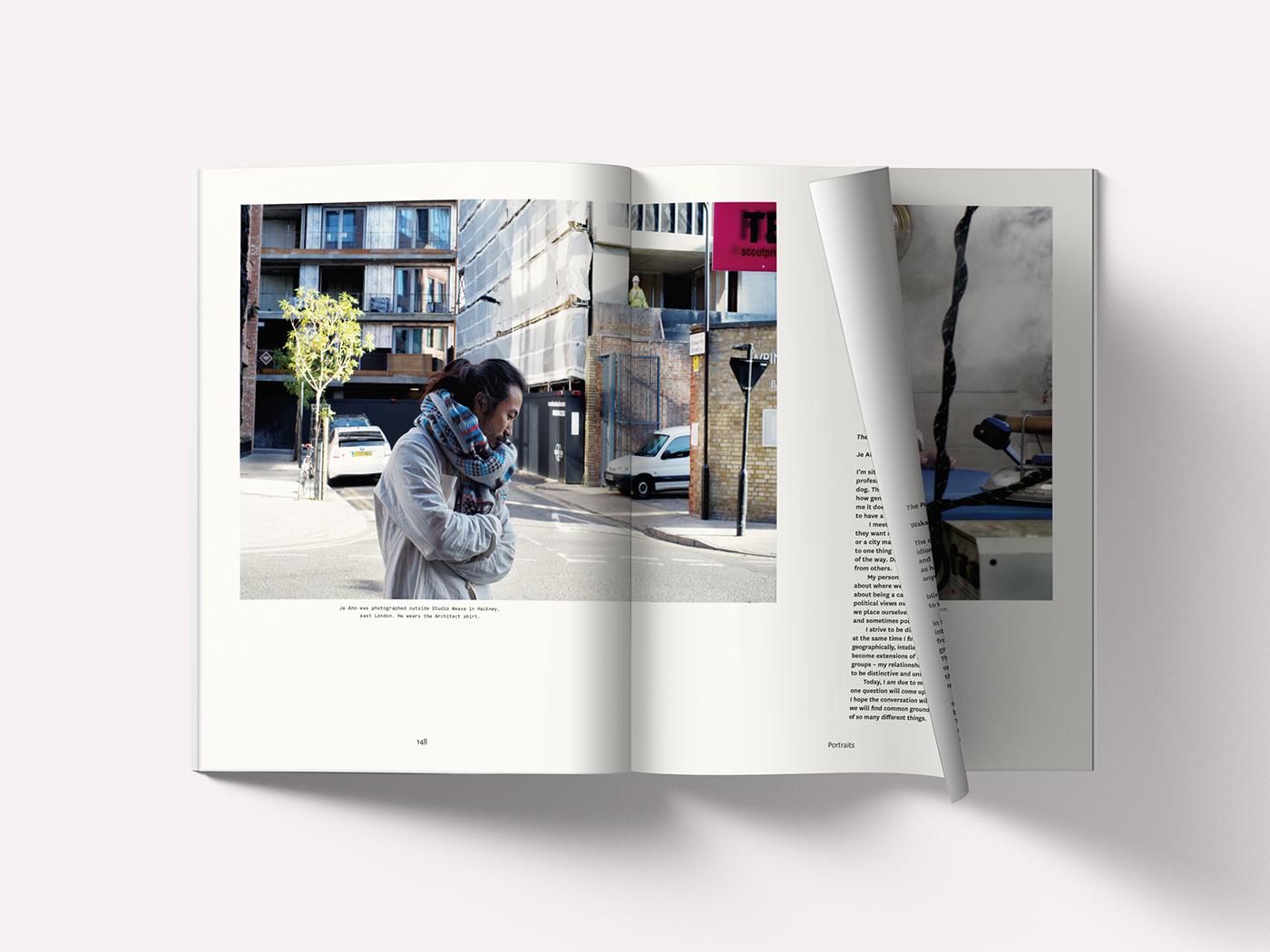 Disegno Magazine Issue 13 layout