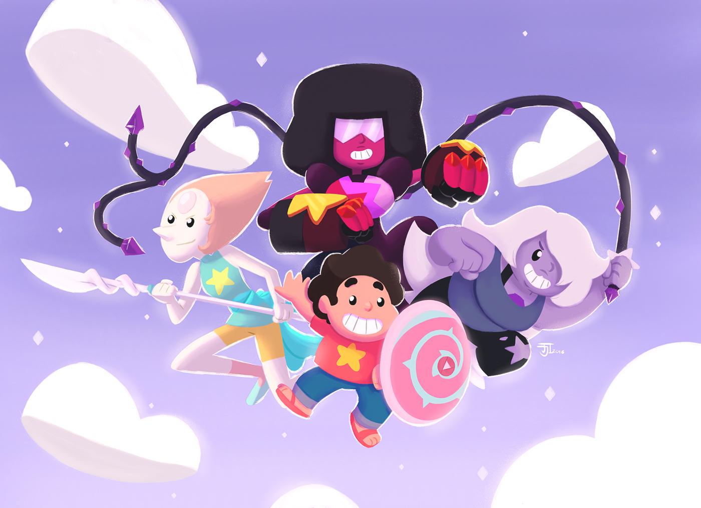 Steven Universe Fan Art On Behance
