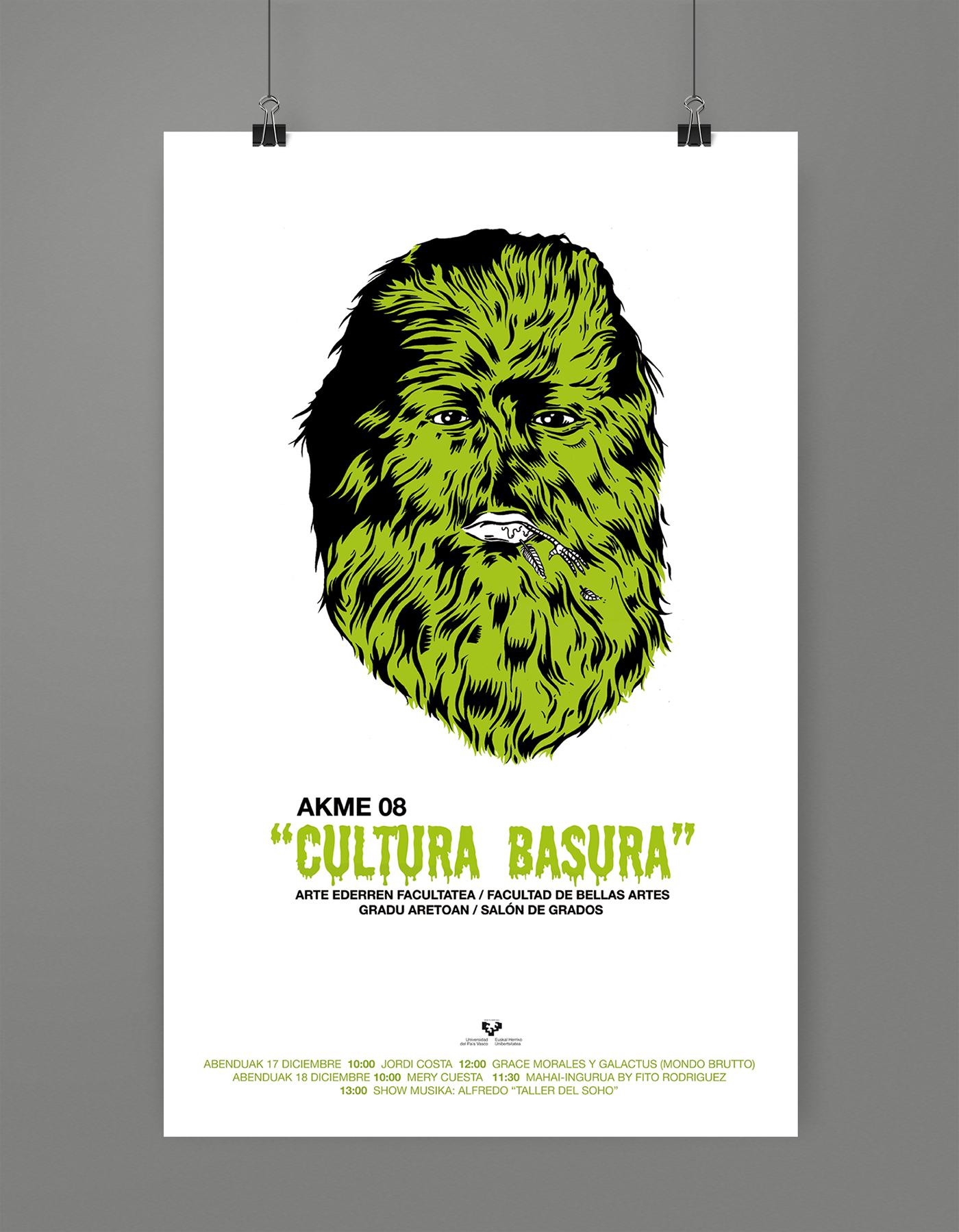 Akme 08 Cultura Basura On Behance Fito Green Ecer