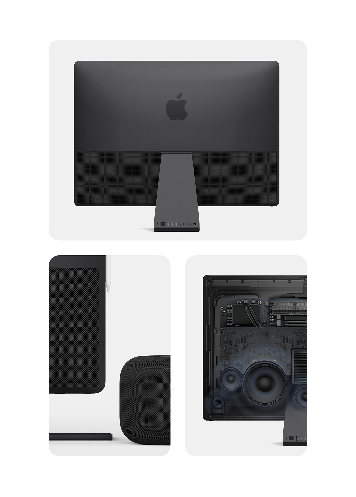 iMac apple Computer industrial design  hardware iphone airpods Airpower design tech