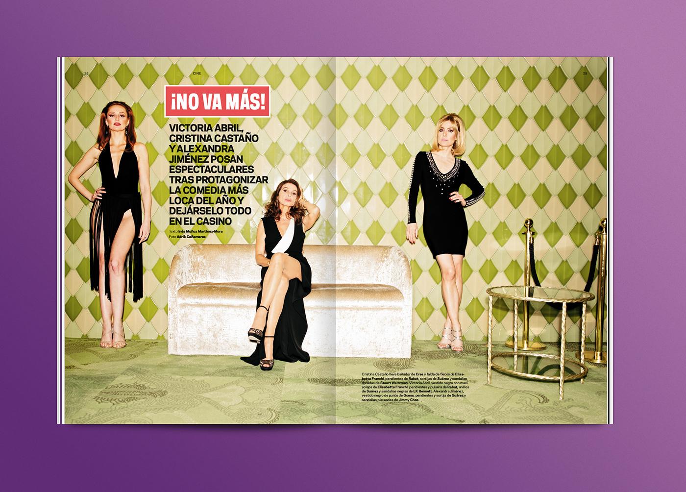 tentaciones kendrick lamar Ellen Page chuck palahniuk james mcavoy Victoria Abril