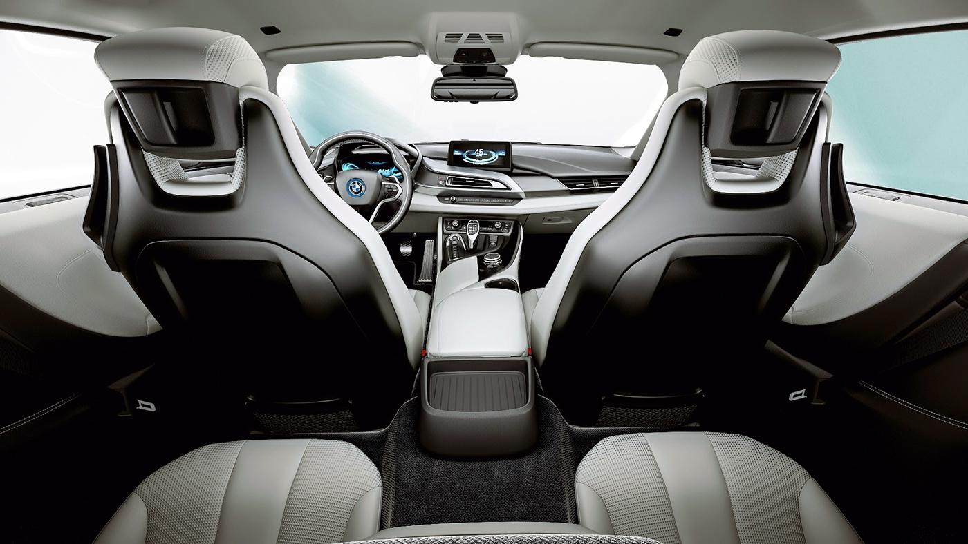 BMW I8 Wheels >> BMW i8 Interior on Behance