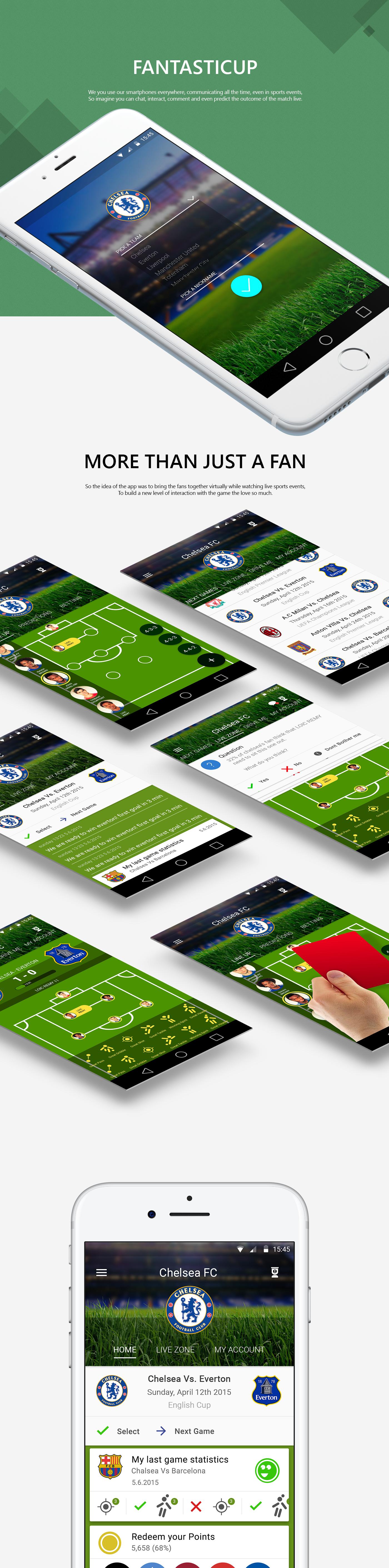ux UI design app mobile creative start-up