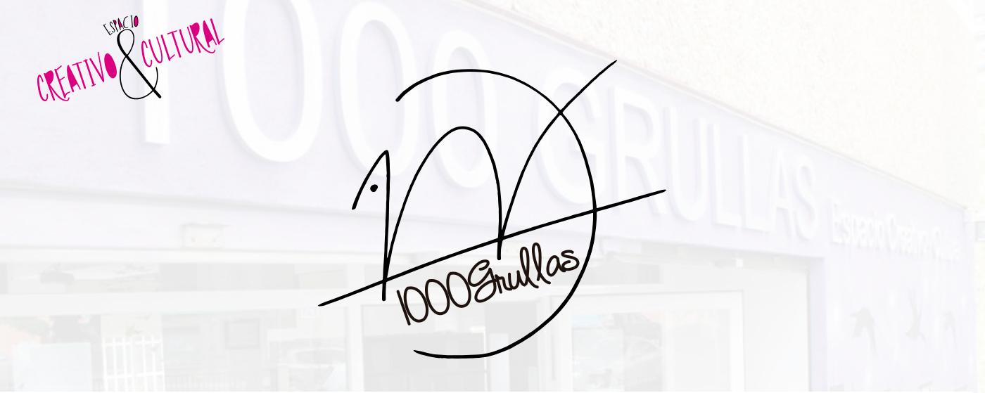 Web tienda online 1000grullas Logotipo